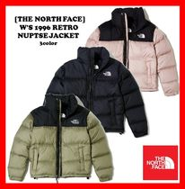 人気☆【THE NORTH FACE】☆W'S 1996 RETRO NUPTSE JACKET☆3色