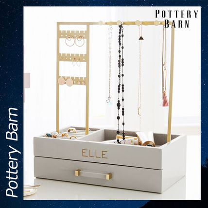 Pottery Barn 棚・ラック・収納 Pottery Barn Elle Lacquer Jewelry Display Stand スタンド