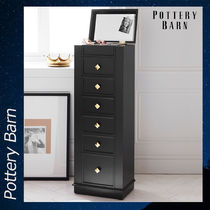 Pottery Barn Regency Jewelry Armoire ジュエリー ケース 収納