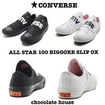 限定【CONVERSE】 ALL STAR 100 BIGGORE SLIP OX ビッグゴア