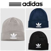 NEW adidas Originals Trefoil ビーニー帽
