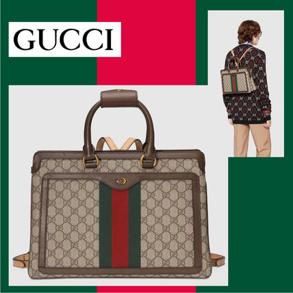 ☆GUCCI☆ Ophidia メンズバックパック ♪