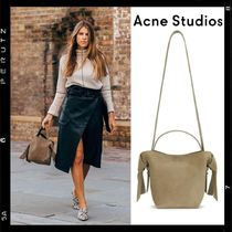 【Acne Studios】Musubi mini スエードバッグ