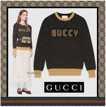 【GUCCI 】GUCCY ニット トップ
