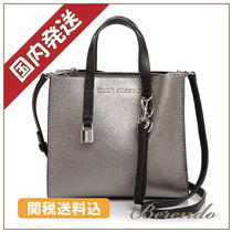 国内発送◆MARC JACOBS Mini Grind Metallic Leather Crossbody