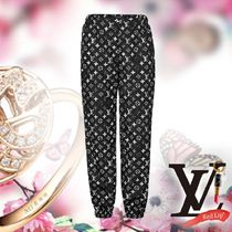 2018AW 新作★Louis Vuitton★PANTALON DE JOGGING MONOGRAM