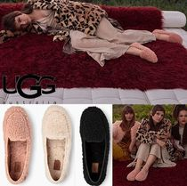 【新作】UGG☆HAILEY FLUFF LOAFER