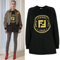 FE2234 FENDI STAMP SWEATSHIRT