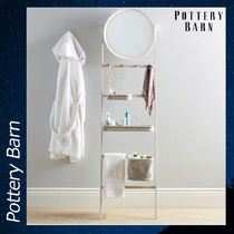 Pottery Barn Wall Leaning Get-Ready Rack ラック 壁掛け 収納