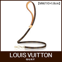 ☆★大人気!【Louis Vuitton】リード☆DOG LEASH BAXTER MM★☆