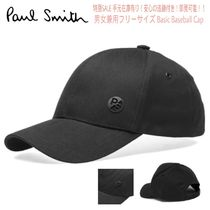 SALE★手元有【送込Paul Smith】Basic Baseball Cap/ロゴ黒Free