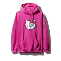 送料無料!ANTI SOCIAL SOCIAL CLUB x Hello Kitty HOODIE