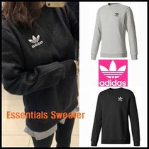 ☆Adidas_UNISEX Essentials Sweater 2色☆正規品・安全発送☆
