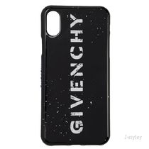 Givenchy / ラバー iPhone X ケース