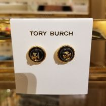 2018AW♪ Tory Burch ★ ROPE LOGO STUD EARRING: ピアス