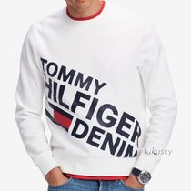 Tommy Hilfiger★US限定★送料込★トミーロゴスウェット