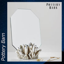 Pottery Barn Gemstone Vanity Mirror ミラー 鏡
