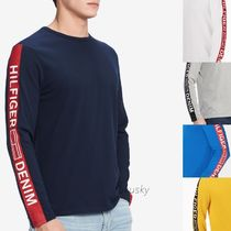 Tommy Hilfiger★US限定★送料込★トミー長袖ロゴTシャツ