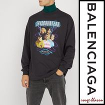 【国内発送】Balenciaga Tシャツ Speedhunters long-sleeve
