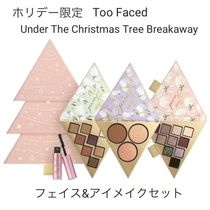 Too Faced(トゥフェイス) アイメイク ホリデー限定☆Too Faced☆クリスマス☆フェイス&アイセット