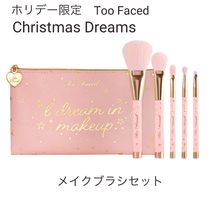 Too Faced(トゥフェイス) ブラシ ホリデー限定☆Too Faced☆Christmas Dreams☆メイクブラシ