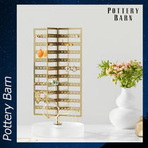 Pottery Barn Ava Frosted Acrylic イヤリング ホルダー