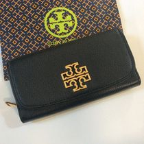 【国内即発】TORY BURCH BRITTEN DUO ENVELOPE 43496 長財布