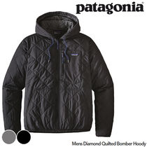 Patagonia(パタゴニア)★Mens Diamond Quilted Bomber Hoody