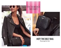 Victoria's Secret★Pebbled V-Quilt Belt Bag ベルトバッグ