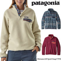 Patagonia(パタゴニア)★Womens LW Synch Snap-T P/O 3カラー