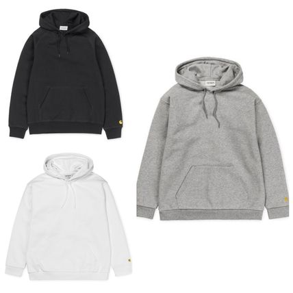 【Carhartt  WIP】 Hooded Chase Sweat 3色★追跡付送料込み