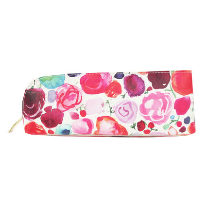 kate spade new york ペンケース 即納Kate spadeNY  FLORAL pencil case鉛筆、消しゴム、定規付(2)