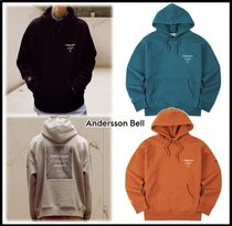 ANDERSSON BELL(アンダースンベル) パーカー・フーディ イベント/関税込み★ANDERSSONBELL★SIGNATURE PATCH HOODIE 4色