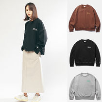 Default(デフォルト) スウェット・トレーナー 【Default】STITCH POINT CREWNECK (3color) - UNISEX