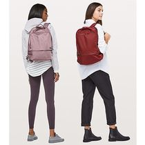 【Lululemon】便利♪可愛い♪City Adventurer Backpack  17L