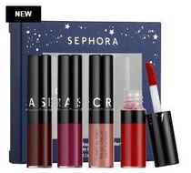 Sephora☆Lip Potions Mini Cream Lip Stain Set