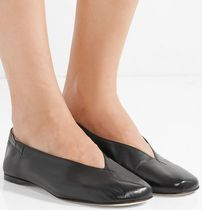 ★関税負担★ACNE STUDIOS★ODRY LEATHER BALLET FLATS