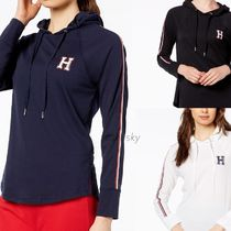 Tommy Hilfiger★US限定★新作/送込★トミーストライプフーディ