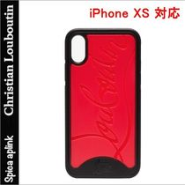 国内発送 ☆CHRISTIAN LOUBOUTIN  iPhone8/8 Plus/X/XSケース☆