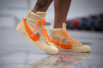 OFF WHITE X NIKE,BLAZER MID ブレイザー All Hallow's Eve