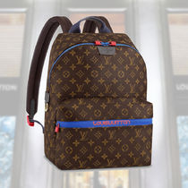 Louis Vuitton★18AW モノグラムバックパック