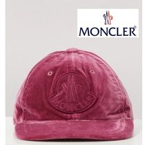 【MONCLER】キャップ●ピンク●安心・追跡付き!