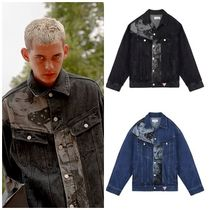 STEREOVINYLSの[18FW STEREO X GUESS] Overfit Denim Jacket