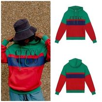 STEREOVINYLSの[18FW STEREO X GUESS] Color block Hoodie