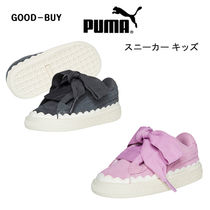 [PUMA]プーマ★SUEDE HEART RUBBERIZED INF キッズ 13-16cm