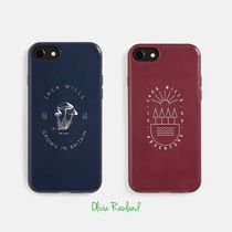 【 Jack Wills 】Brampton  iPhone ケース  6/6S/7/8.  NG/DG