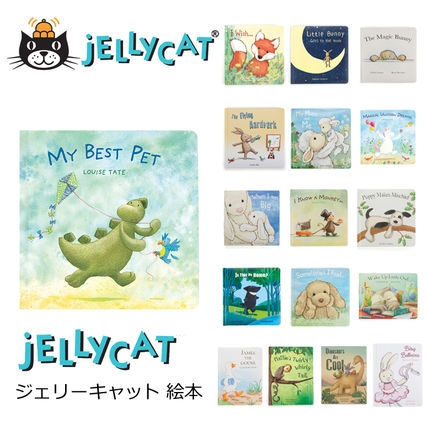 JELLY CAT ジェリーキャット 絵本 単品 JELLYCAT プレゼント