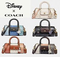 Coach ◆ 【限定】SS19 Disney x Coach Barrel bag