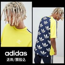 【adidas】Originals B-Side Jersey バックプリント Tシャツ ♪