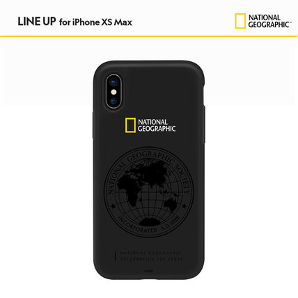 NATIONAL GEOGRAPHIC スマホケース・テックアクセサリー iPhone XS/X/XR/XS Max ケース カバー 130th Anniversary case(3)